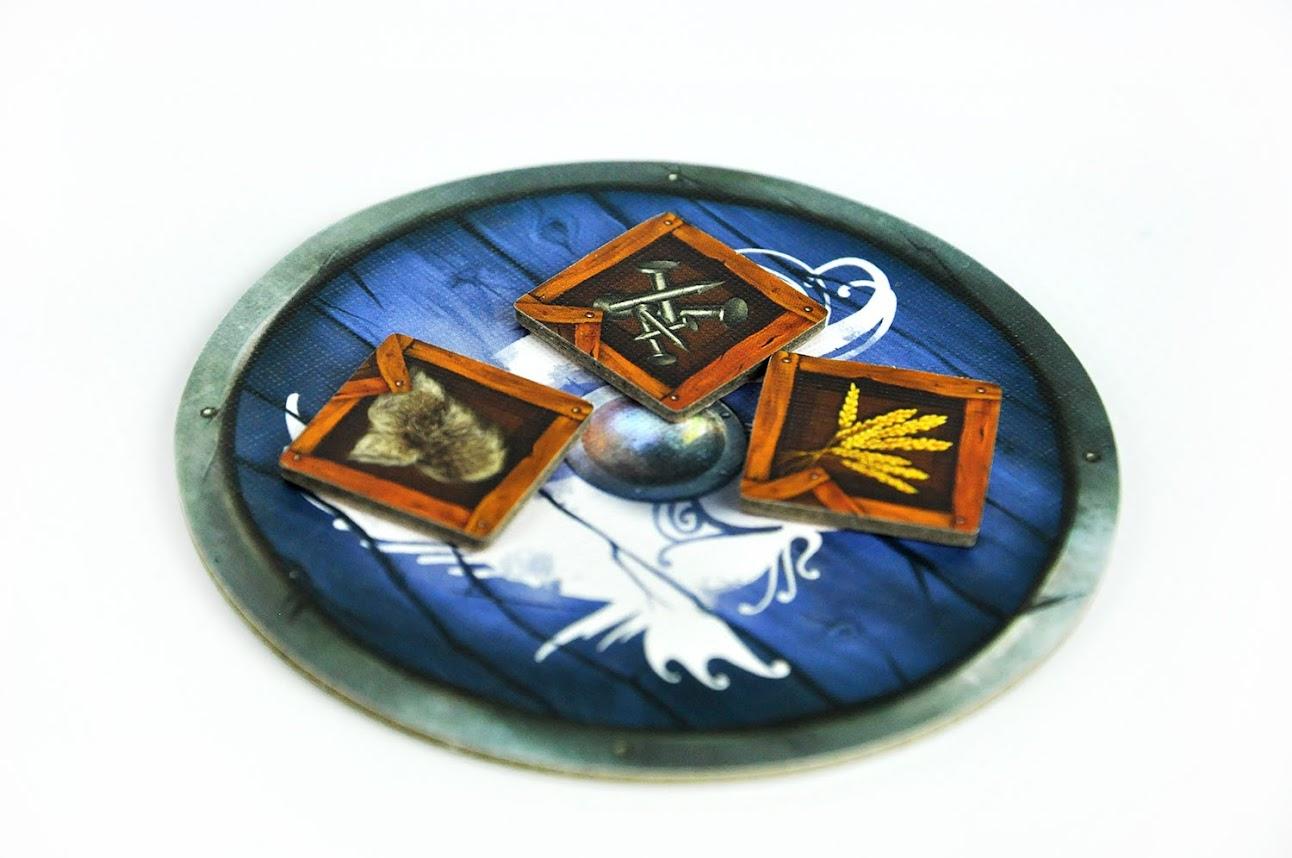 wikingowie na pokład zasady gry