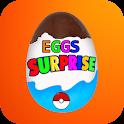 Surprise Eggs Go icon