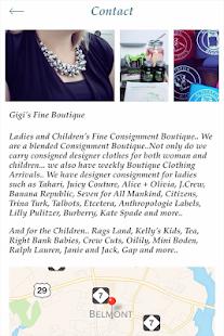 Gigi's Boutique - náhled