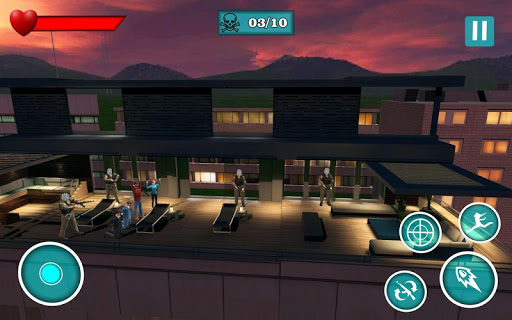 Frontier Elite Sharp Sniper Mission 1.0 screenshots 4