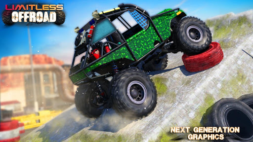 Off Road Monster Truck Driving - SUV Car Driving 6.6 Mod screenshots 5