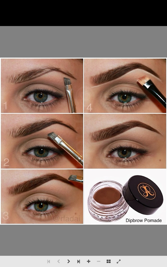 Eyes MakeUp Tutorial - Android Apps on Google Play