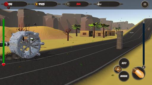 Roll on Zombies 1.00 screenshots 5