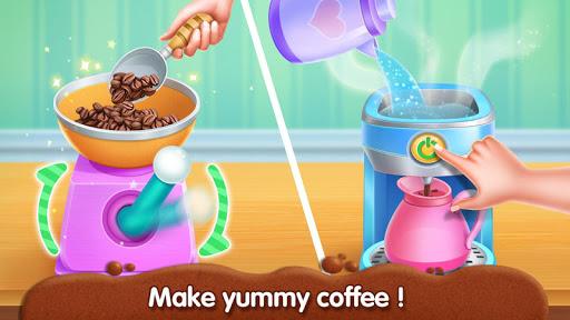 ud83dudc31Kitty Cafu00e9 - Make Yummy Coffeeu2615 & Snacksud83cudf6a apkdebit screenshots 2