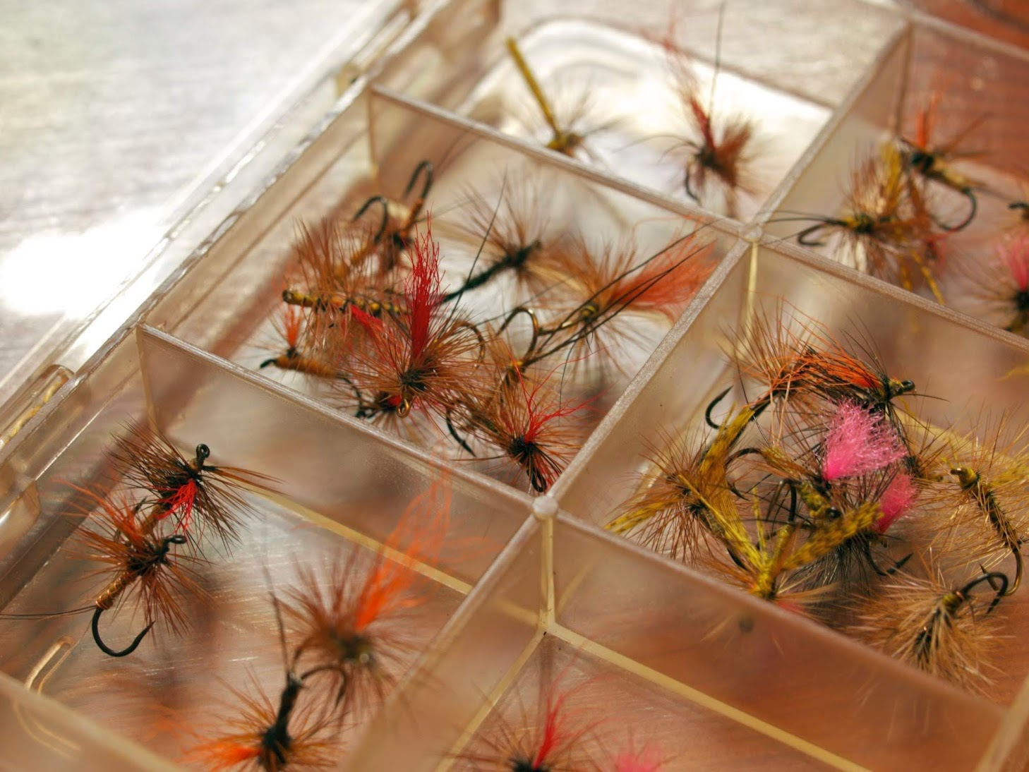 Myran Fly Box