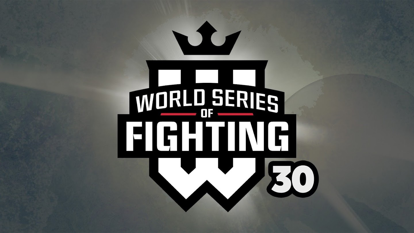 Watch World Series of Fighting 30 live