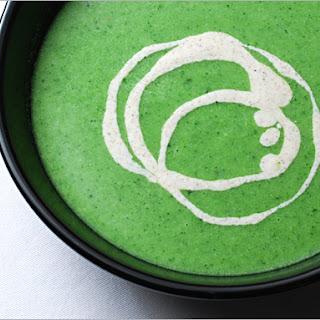 Broccoli Mint Soup