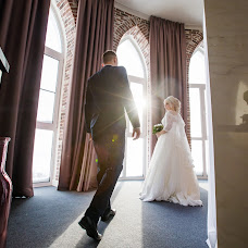 Wedding photographer Natalya Silina (nataliaru). Photo of 24.01.2018