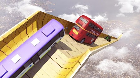 Mega Ramp Impossible 3D APK screenshot thumbnail 2