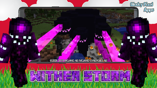 Mod Wither Storm [Full Edition] 1