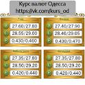 Курс валют Одесса icon
