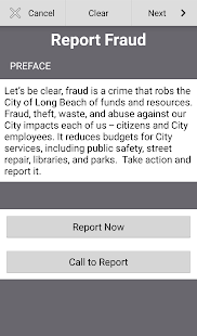 My Long Beach City Auditor- screenshot thumbnail