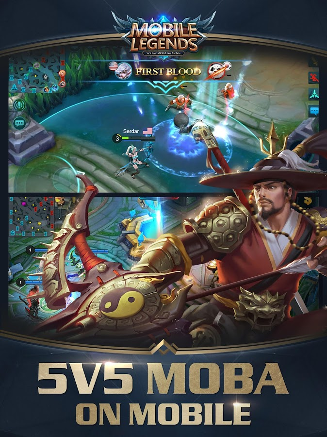 Image Result For Top  Moba Games For Android