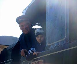 Photo: Moldovita Railway