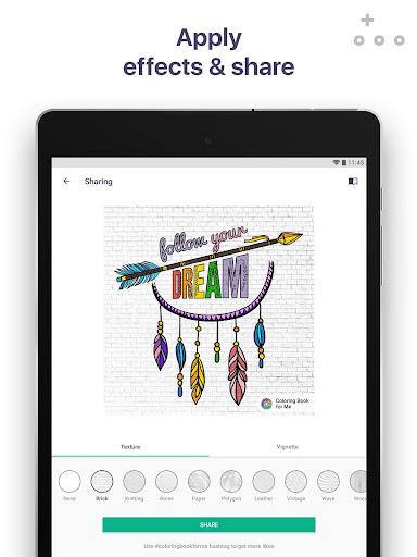 Coloring Book for Me & Mandala apk screenshot 22
