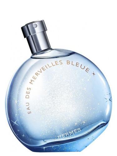 2. Eau des Merveilles Bleue Hermès for women
