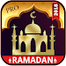 Islamic Guide Pro: Ramadan 2018 Prayer Times, Azan Icon