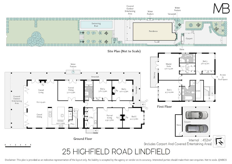 QUIRAING, 25 HIGHFIELD ROAD, LINDFIELD NSW 2070