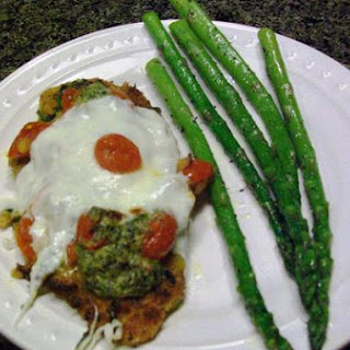 Parmigiana Chicken Cutlets
