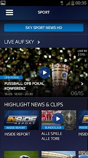 Sky Ticket- screenshot thumbnail