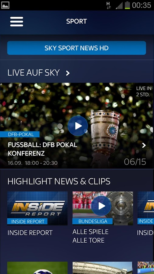 sky ticket sky go