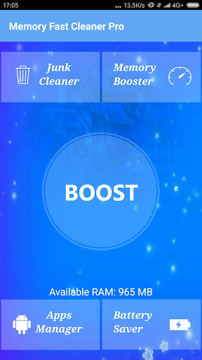 Memory Fast Cleaner Pro