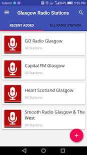 Glasgow Radio Stations - náhled