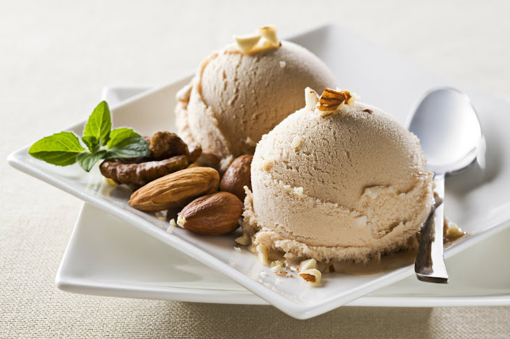 Hazelnut Ice Cream Recipe