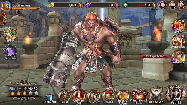 Team Guardian : legend of 23 heroes