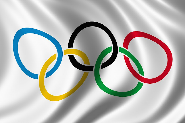 Olympic flag. Picture: 132RF/ DAWID LECH