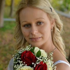 by Sasa Rajic Wedding Photography - Wedding Bride ( wedding photography, weddings, wedding, wedding photographer, bride, portrait )