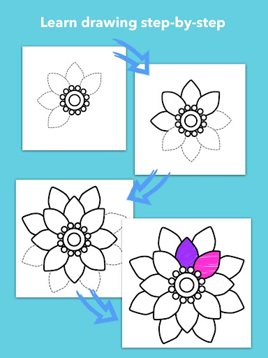 How To Draw Flowers  screenshots 11