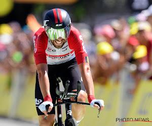 """Thomas De Gendt over de strakke tijdslimiet in de Tour: """"Zonder het te weten had ik bijna al mijn ploegmaats uit koers gereden"""""""