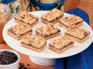 Peanut Butter Fudge Bars Ala Taste Of Home Recipe