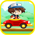 Dipper and Gravity kart icon