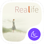 Real Life theme for APUS v1.1.0