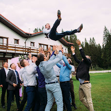 Wedding photographer Elena Voroba (lenavoroba). Photo of 18.10.2017