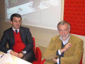 Photo: Paolo Burli e Carlo Ghezzi