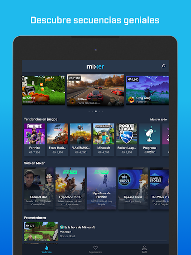 Mixer – Interactive Streaming screenshot 5