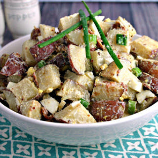 Roasted Red Potato Salad.