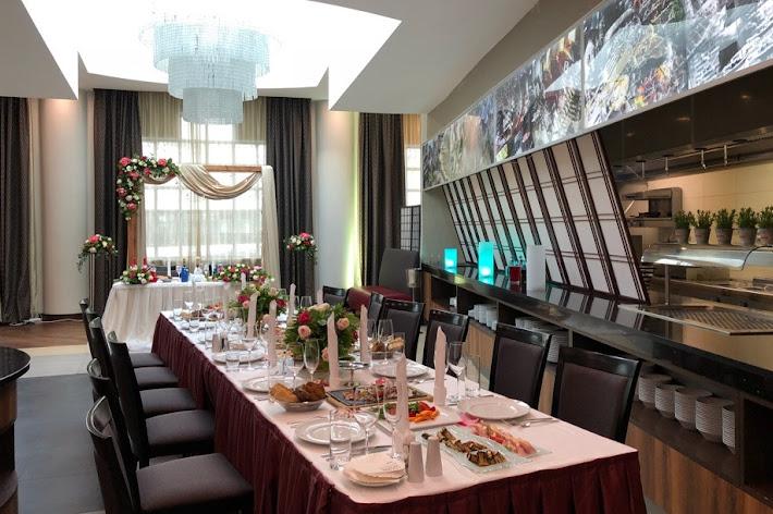 Фото №1 зала Ресторан La Grillade