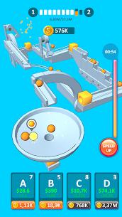 Balls Rollerz Idle 3D Puzzle Mod Apk (Unlimited Money + No Ads) 1