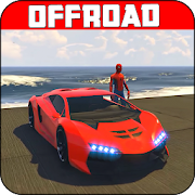 Superhero Outlaw Champs Rider - Offroad Games