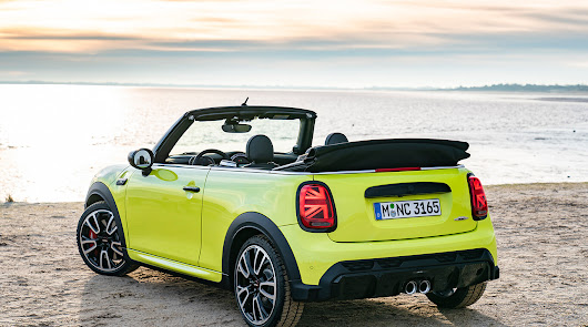 Automotor Costa ya tiene disponible el nuevo MINI Cabrio