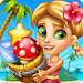 Tropic Trouble Match 3 Builder Icon