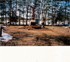 Photo: Ground Breaking, April 2008