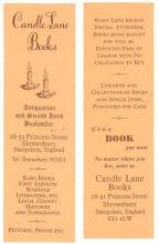 Photo: Candle Lane Books