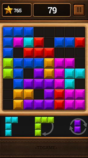 ブロックパズルウッド88