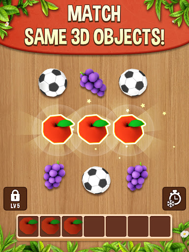 Match Triple 3D - Matching Puzzle Game apkmr screenshots 5