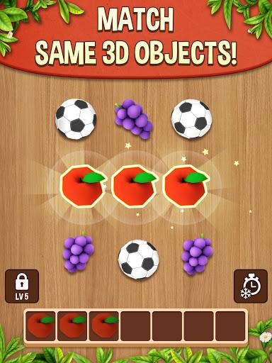 Match Triple 3D - Matching Puzzle Game apkdebit screenshots 5